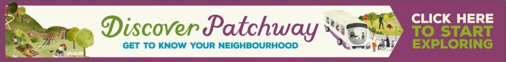 Discover Patchway. Get to know your neighbourhood. Click here to start exploring our interactive map.