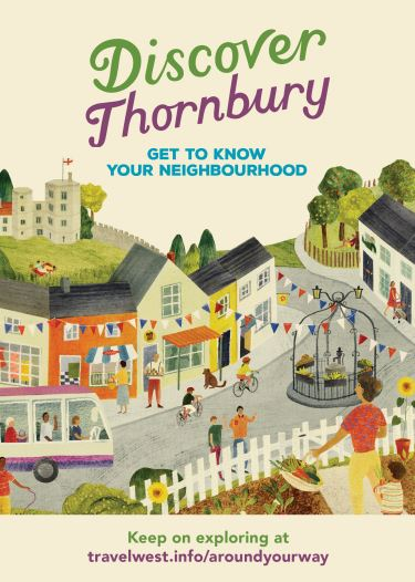 Discover Thornbury. Get to know your neighbourhood.