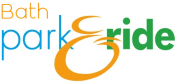 Bath park and ride logo small png