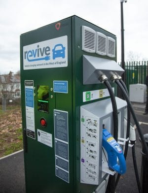 A Revive charger in Fishponds