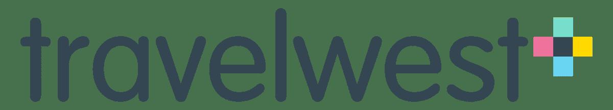 travelwest logo on transparent background